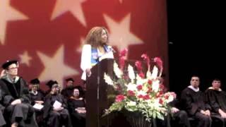 Digital Cinema Pioneer & Entreprenuer Mary Spio Commencement Speech at IADT
