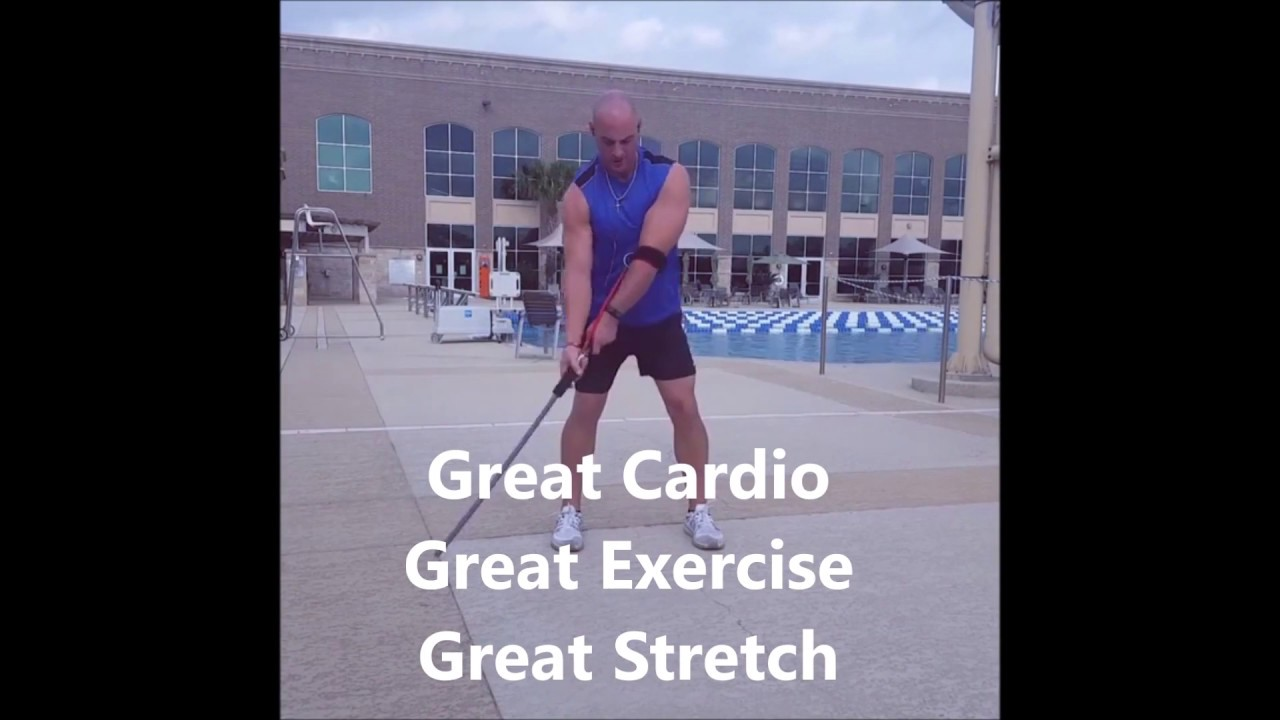 The Most Important Stretch in Golf | Feel the Stretch