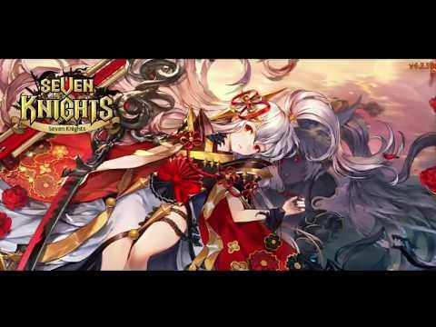 Seven Knights - BGM KAGURA [Music Theme Title Screen] 🎶