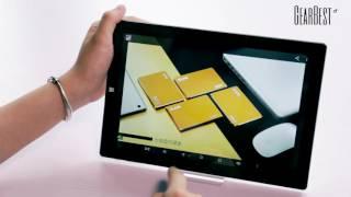 Teclast Tbook 10 2 in 1 Tablet PC - Gearbest.com