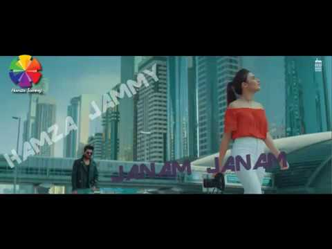 Janam Janam Cover Nupur Sanon ft. HamzaJammy