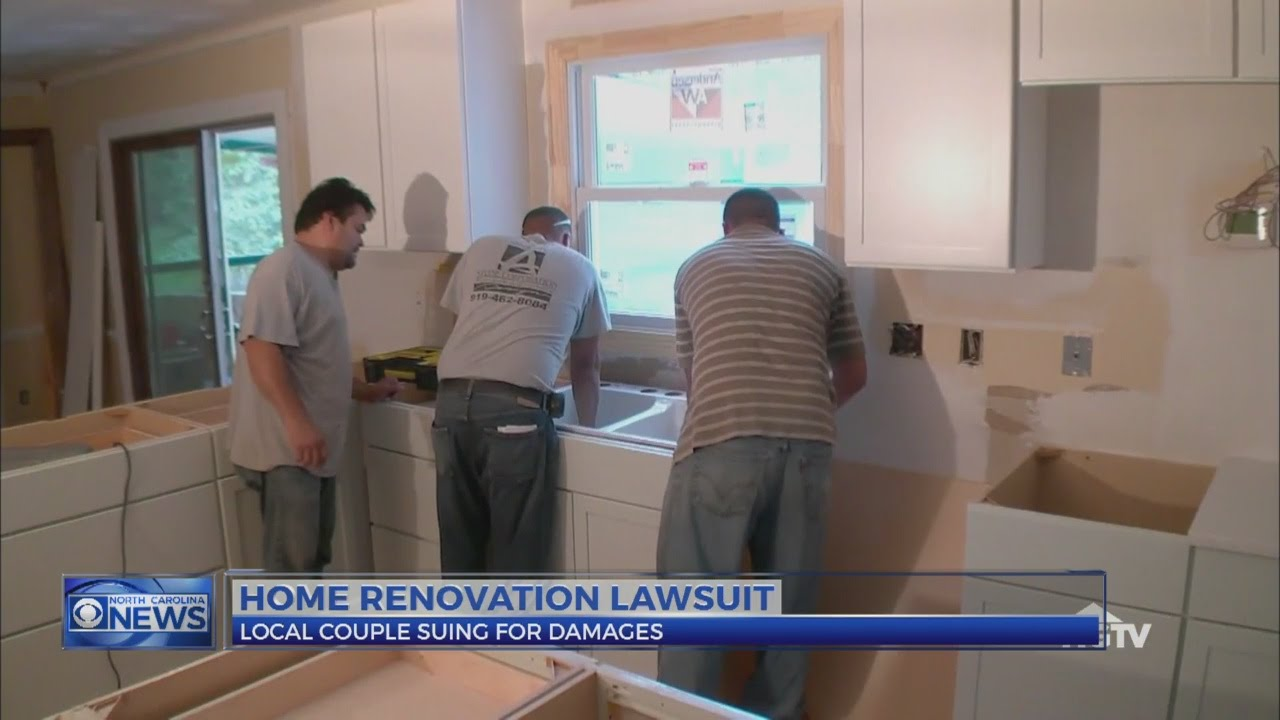 raleigh couple suing hgtv show over bad renovation job youtube raleigh couple suing hgtv show over bad renovation job