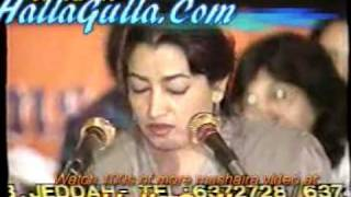 Mushaira Shahida Tabassum Video Urdu Poetry Shayari Indian Pakistani Poet