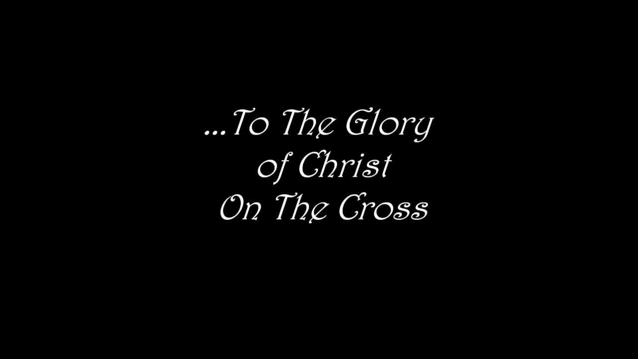 the cross of christ charles spurgeon quotes youtube