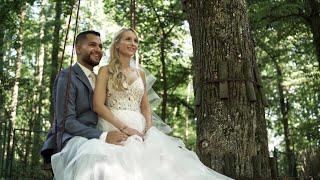 Hochzeitsfilm Evi & Kian | Berggasthof Ludwigshöhe bei Nürnberg