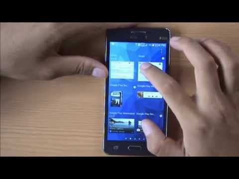 Samsung Galaxy Grand Prime - Software Review
