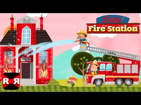 Little Fire Station - Fire Engine & Firefighters (By Fox and Sheep) - All Packages Unlocked