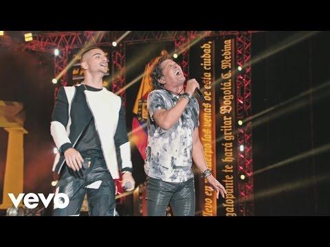 Carlos Vives - Ella Es Mi Fiesta (En Vivo Desde el Estadio El Campín de Bogotá) ft. Maluma