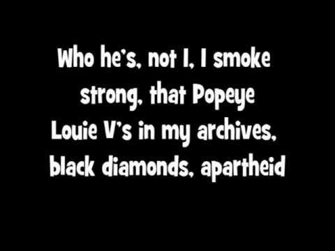 2 Chainz- No Lie Ft. Drake (Lyric Video) HD