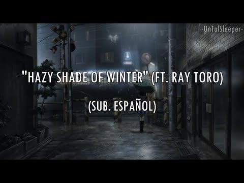 Gerard Way - Hazy Shade of Winter (ft. Ray Toro) (Sub. Español) Mp3