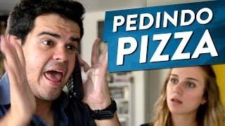 SEMPRE QUE EU PEÇO PIZZA...
