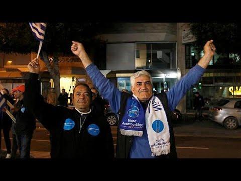 Cyprus incumbent Anastasiades wins presidential run-off