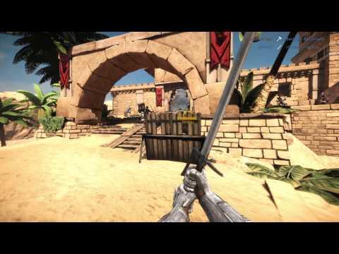 Chivalry Medieval Warfare gameplay [1080p]
