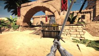Chivalry Medieval Warfare gameplay [1080p]
