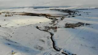 Сергиевский район. Шунгут. Голубое озеро. Природа.