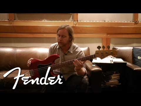 Download Youtube: Foo Fighters Nate Mendel Fender P Bass | Fender