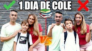 ¡PRIMER DIA DE COLE! EXPECTATIVAS vs. REALIDAD