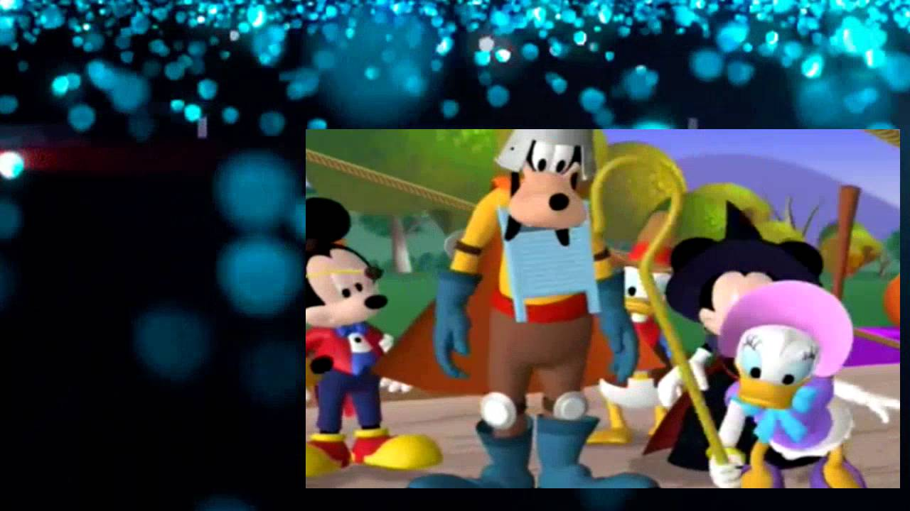 Mickey Mouse Clubhouse S01E17 Mickey's Treat - YouTube