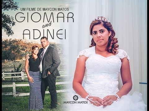 Trailer do filme casamento Adinei e Giomar Formosa GO