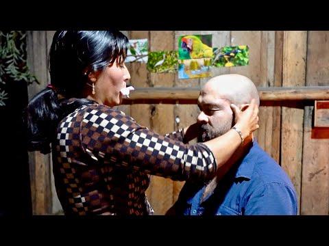 Spiritual Cleansing (limpia Espiritual) ASMR Massage And Neck Cracking By Doña Esperanza