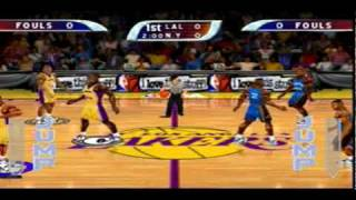 NBA Hoopz Sega Dreamcast Gameplay