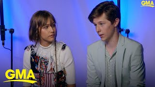 Stars of Disney+ film 'Stargirl' discuss how the movie relates to the novel