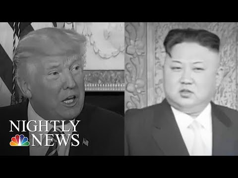 Secret Diplomatic Back Channels Exist Between U.S. And North Korea | NBC Nightly News