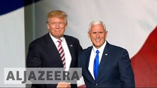 US election 2016: Mike Pence's legislative record as Indiana governor under scrutiny