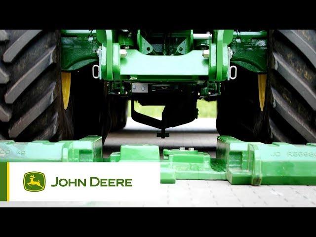 John Deere - Sistema EZ Ballast