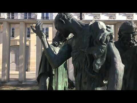 MUSÉE RODIN #2 04/04/2019 PARIS 4K