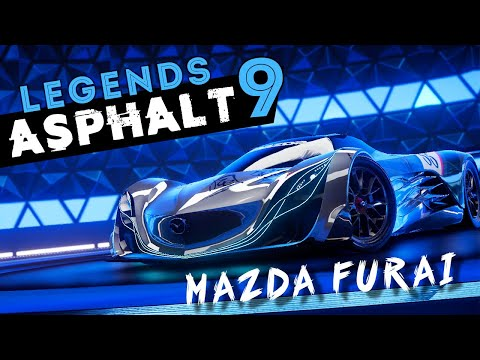 Asphalt Legend: Legend Mod - 3rd Version | Bearsfanteamshop