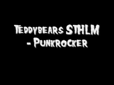 Клип Teddybears STHLM - Punkrocker