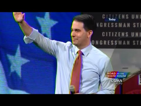 • Gov. Scott Walker • Iowa Freedom Summit • 1/24/15 •