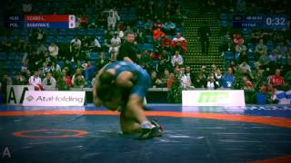 Греко-римская БОРЬБА чемпионат мира 2016