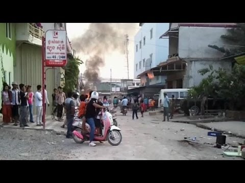 Tâm lý bài Việt ở Campuchia?