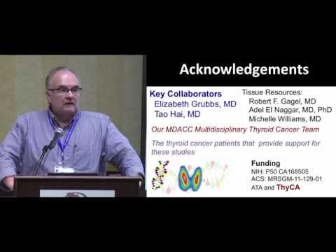 Medullary thyroid Cancer Pictures from YouTube · Duration:  3 minutes 13 seconds