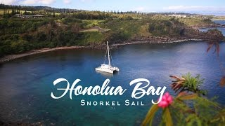 Ocean Spirit Honolua Bay Snorkel
