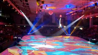 Ледовое шоу Малыш и Карлсон в Сокольники
