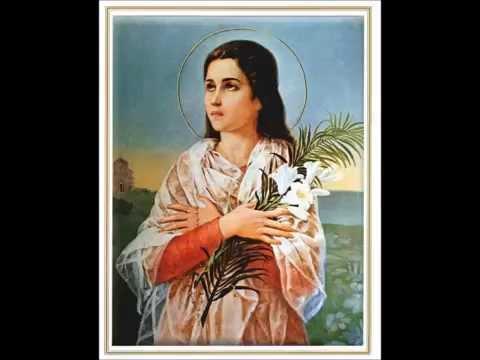 St Maria Goretti (Feast day 6- July)