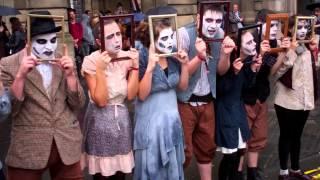 Oedipus The Hour Festival Fringe Edinburgh Scotland August 5th
