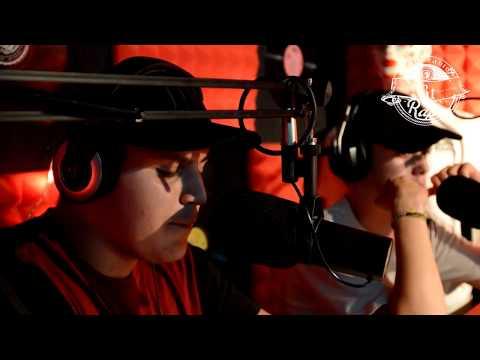 """Freestyle de """"Ash-ill & D-lit"""" [BT Rap] [MUTE-RADIO]"""
