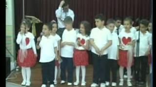 Mehmet Alçı İlkokulu 1-C Sınıfı Okuma Bayramı Şiir