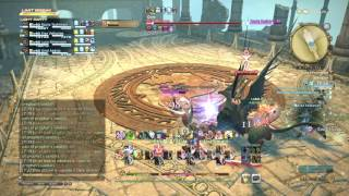 FFXIV: Heavensward Gameplay - 102 - Warrior - Sohr Khai
