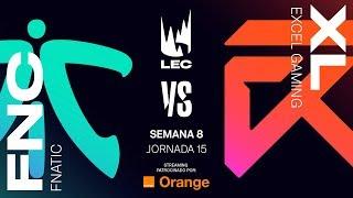 EXCEL ESPORTS VS FNATIC | LEC | Summer Split [2019] League of Legends