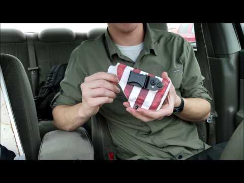 Vedder Holsters - LightTuck New Patriot Design