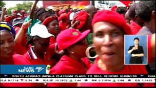 Repeat youtube video EFF welcomes PAC's Kenny Motsamai after 27 years in jail