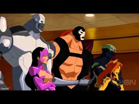 Лига Справедливости: Гибель (Justice League: Doom) - Трейлер