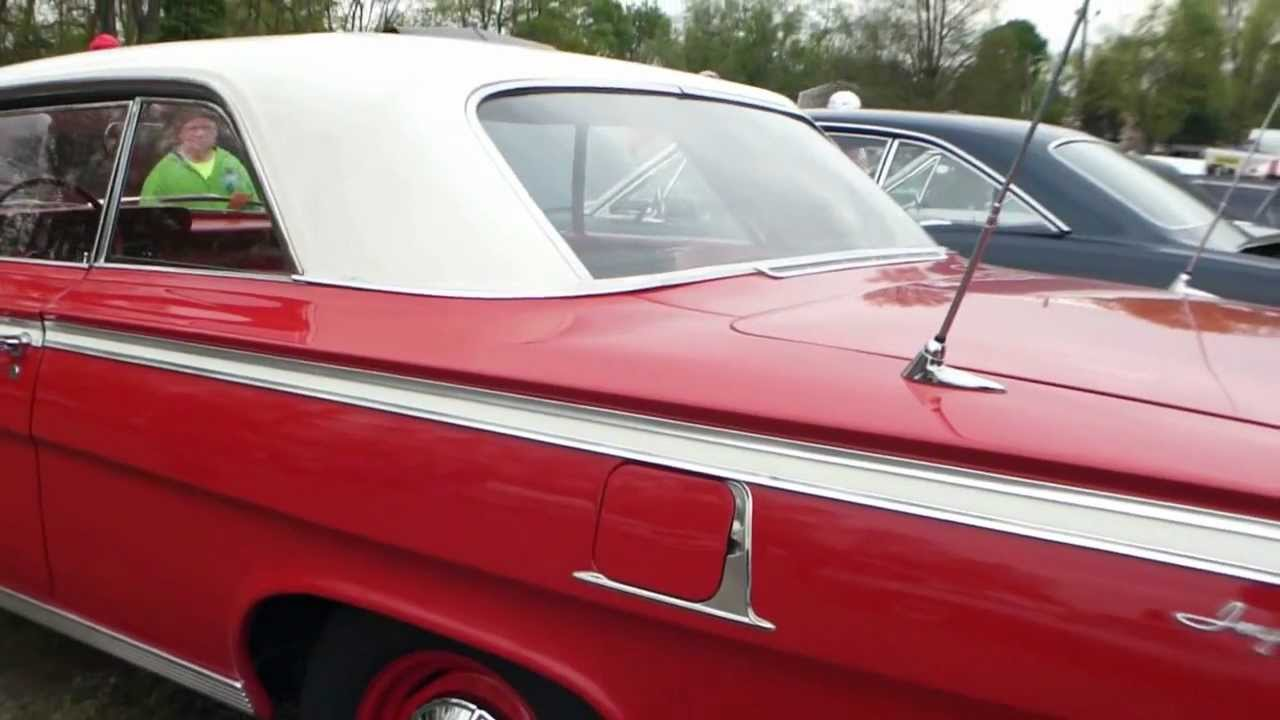 1962 Chevrolet Impala Sport Coupe For Sale~327/M20 4 Speed~FANTASTIC!