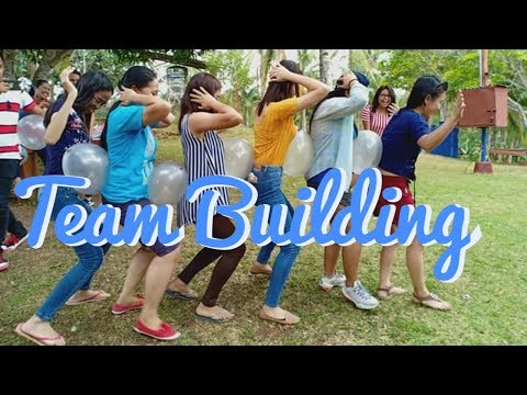 2019 Games For Team Building | Pitik Kalamansi Challenge| Caterpillar Games