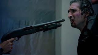 مراد ينتقم لموت ليلى ولموت اصدقائه وادي الذئاب الجزء العاشر- مشهد رائع جدا